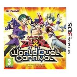 Yu-Gi-Oh! Zexal World Duel Carnival 3DS