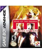 Zone of the Enders: Fist of Mars Gameboy Advance