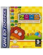 Zooo: Action Puzzle Game Gameboy Advance