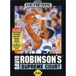 Dave Robinson Supreme Court Megadrive