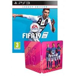 FIFA 19 Steelbook Edition