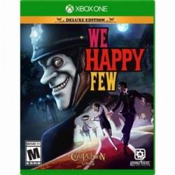 We Happy Few Deluxe Edition