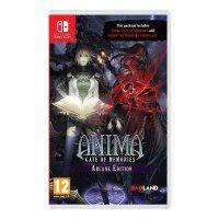 Anima Gate of Memories Arcane Edition Nintendo Switch