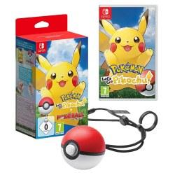 Pokemon Let's Go Pikachu...
