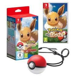 Pokemon Let's Go Eevee Poke...