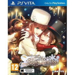 Code Realize Wintertide Miracles Playstation Vita