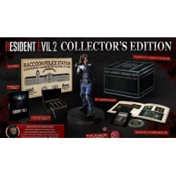 Resident Evil 2 Collectors...
