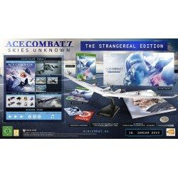 Ace Combat 7 Skies Unknown Collectors Edition Xbox One