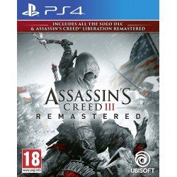 Assassins Creed III Remastered PS4