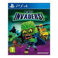 8-Bit Invaders PS4