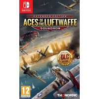 Aces of the Luftwaffe Squadron Edition Nintendo Switch