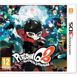 Persona Q2 New Cinema...