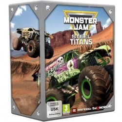 Monster Jam Steel Titans...