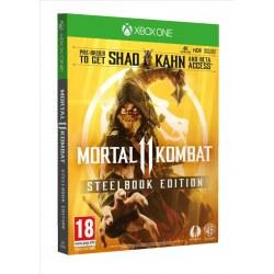Mortal Kombat 11 Steelbook...