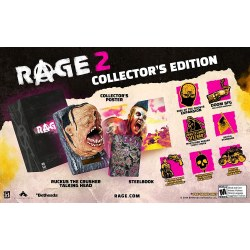 Rage 2 Collectors Edition