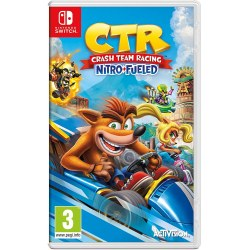 CTR Crash Team Racing Nitro...