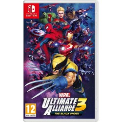 Marvel Ultimate Alliance 3...