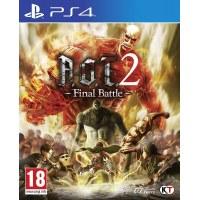 A.O.T. 2 Final Battle PS4