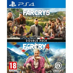 Far Cry 5  Far Cry 4 Double...