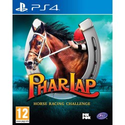 Phar Lap Horse Racing...