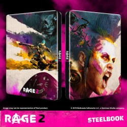 Rage 2 Steelbook Edition