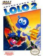Adventure of Lolo II NES