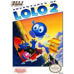 Adventure of Lolo II