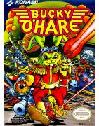 Bucky O'hare NES