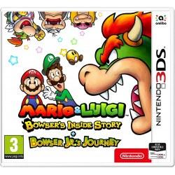 Mario and Luigi Bowser's Inside Story + Bowser Jr.'s Journey 3DS
