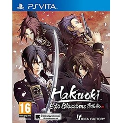Hakuoki Edo Blossoms Playstation Vita