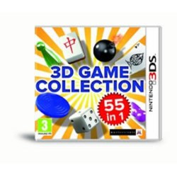 3D Game Collection 55 in 1 3DS