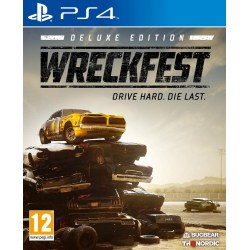 Wreckfest Drive Hard Die...