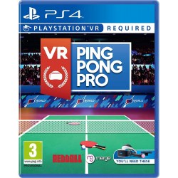 Ping Pong Pro VR