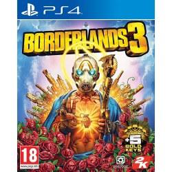 Borderlands 3 + 5 Gold Keys