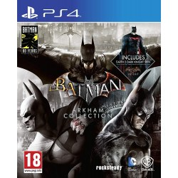 Batman Arkham Collection...