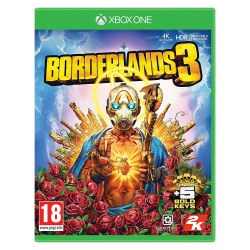 Borderlands 3 + 5 Gold Keys