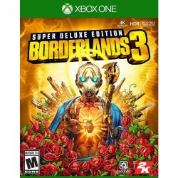 Borderlands 3 Super Deluxe...