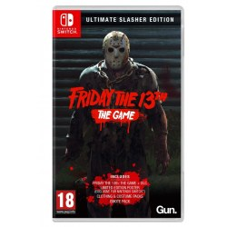 Friday The 13th The Game...