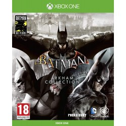 Batman Arkham Collection...