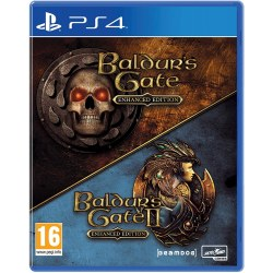 Baldurs Gate Enhanced...