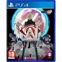 AI The Somnium Files PS4