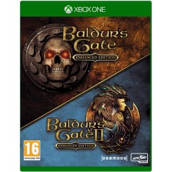 Baldurs Gate Enhanced...