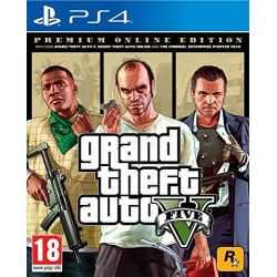 Grand Theft Auto V Five...