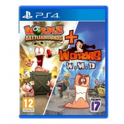 Worms Battlegrounds + Worms...