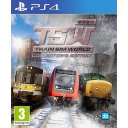 TSW Train Sim World 2020...