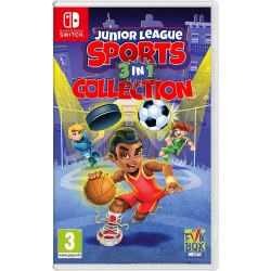 Junior League Sports 3 in 1...