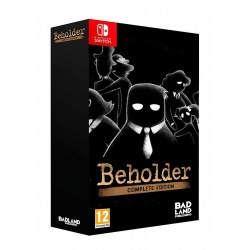 Beholder Complete Edition Collector's Edition Nintendo Switch