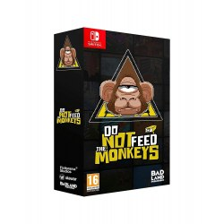 Do Not Feed The Monkeys...