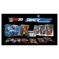 WWE 2K20 Smackdown 20th...