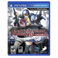 Earth Defence Force 2017 Playstation Vita